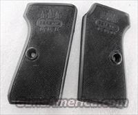 Beretta Logo Grips 1934 .380 or 1935 .32 Triple K Black Polymer New GR1530G Model of 1934 380 Automatic Model of 1935 32 Automatic