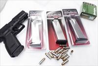 Springfield Armory XD9 9mm Factory 16 Shot High Capacity Magazine Stainless NIB NO XDM  XD5016
