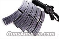Colt AR-15 Magazines 30 Shot Unissued Gray Green Follower Center Industries Wichita KS Colt & GI Contractor