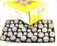 Ammo: Buford Pusser Colleague .45 ACP Nickel Reloads Vintage 1960s Box