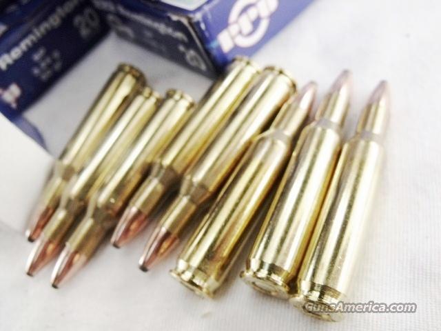Ammo: 222 Remin... 222 Remington Mag Brass