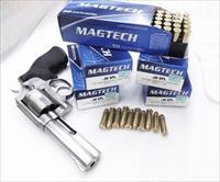 Ammo: .38 Special 158 grain FMC Mag-Tech 250 Round Lots of 5 Boxes $19.80 / Box 38P Ammunition Cartridges Full Metal Case Jacket