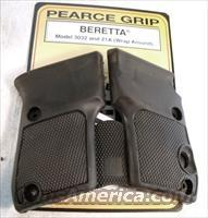 Grips for Beretta Model 3032 or 21-A Tomcat or Bobcat Pearce Grips 22 Long Rifle or 32 Automatic Double Action variants
