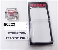 Ruger 1022 Factory 10 round Magazines .22 LR New Clear 10/22 Charger 22 Long Rifle BX1 90005 Buy 3 Ships Free!