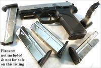 FNP9 Factory Stainless 10 Shot Magazines FNP-9 Pistol Brand New Fabrique Nationale FNH USA SKU 47104 Buy 3 ships Free!