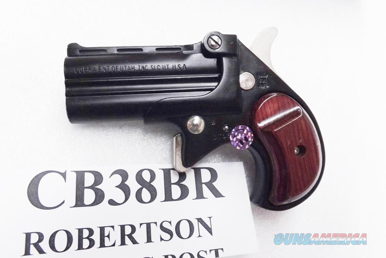 cobra enterprises 38 special derringer over un for sale rh gunsamerica com Cobra Derringer 38 Special Manual Cobra Derringer Custom Grips