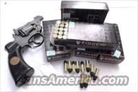 Ammo: .38 S&W Caliber Fiocchi 145 grain Lead Round Nose 200 Round Lots of 4 Boxes Ammunition Cartridges 38 Smith & Wesson Short Not Special Not Super