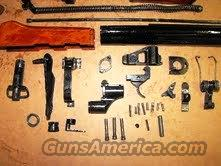 AK47 Parts Kit Arsenal AD Bulgaria 7 62x39 AK-47 / AK74 Excellent Complete  except for Barrel, both Trunnions, Receiver & Magazine made on Russian