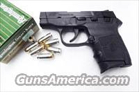 S&W .380 ACP BG380 Bodyguard 7 Shot Black Non Laser NIB 380 Automatic Smith & Wesson 2 Magazines
