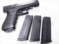 3 Glock .45 ACP model 21 Factory 10 Shot Magazines 3x$26 Fit All Variants Including Gen 4 with Ambidextrous Mag Release 45 Automatic