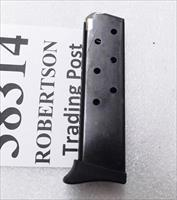 Sig P230 P232 .380 ACP Bersa 383A Factory 7 Round Magazine modified to MAG2323807B dimensions