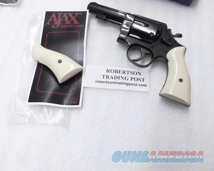 Smith & Wesson N Frame Square Butt Revolver Gri... for sale