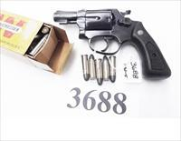 Rossi .38 Special model 33 Blue 2 1/4 in Snub 5 Shot Grips 38 Smith & Wesson Special Caliber 36 Chief's Special Copy Interarms 1970s Non +P