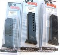 Lot of 3 Sig P225 P6 Pro-Mag 9mm 8 Shot Magazines Sigarms Sauer P-6 P-225 $19 per on 3 or more