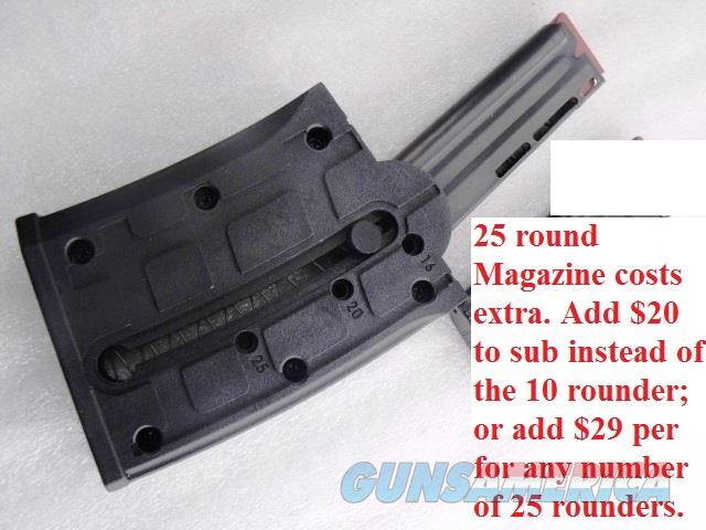 Mossberg  22 LR AR15 Clone Model 715T Tactical 37202 M4 Collapsible  Buttstock 10 round magazine 25 round capable