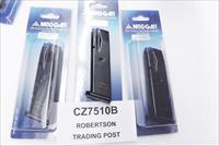 CZ-75 CZ-85 9mm 10 Shot Magazines Mec Gar EAA Witness FIE Excam TA90 Bernardelli NIB Clip for CZ75 CZ85 Buy 3 and Shipping is Free!
