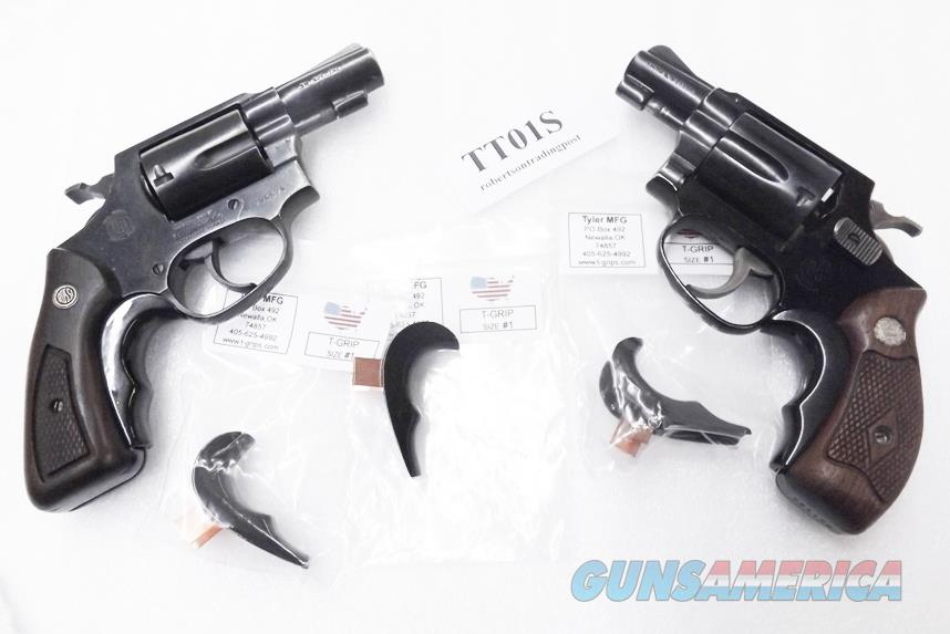 Tyler T Grip Adapter Smith & Wesson J Frame Rev... for sale