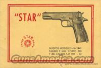 Spanish Date Codes Serialization for Star, Llama, Eibar, and Spanish Made Firearms