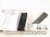 Kel-Tec .380 ACP model P3AT Factory 6 Shot Magazines 380 Automatic P-3AT P3-AT P380 Brand New Kel Tec Tech Teck