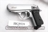 Walther .380 PPK Stainless 7 Shot Excellent in Box 2 Magazines 380 Automatic VAH38002 S&W Stamped