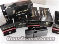 3 Browning BAR Factory 4 Shot Magazines for .270, .280, .30-06 Old Model Pre 1994 B.A.R.  No Mk II Browning Automatic Rifle Pre-Mark II Long Action 270, 280, 3006 1320281