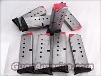 Lots of 3 or more Smith & Wesson BG380 Magazines .380 ACP 380 Automatic Bodyguard 6 Shot XM19930