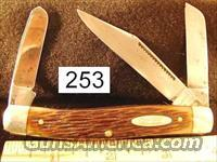 Knife: Craftsman Stockman 1970s 9470 VG-Exc