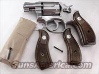 Grips S&W K or L Round Butt Grip Frame Service Magna Grips New Factory Brown Dymondwood Laminate Smith & Wesson Models 10 13 19 64 65 66 617 686 Diamond Wood