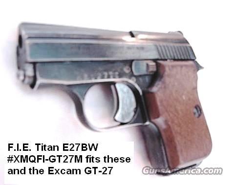 Magazine for  25 Auto F I E  E27 or Excam GT27 Pistol 6 Shot Blue Steel  Brand New