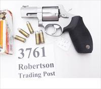 Taurus .44 Magnum Stainless Tracker 2 1/2 inch 5 Shot Smith & Wesson 629 and Night Guard Descendant and Competitor 44 S&W Special Interchangeably 2440029TKRT