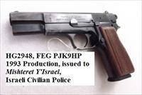 FEG 9mm Hi-Power Israeli 1993 Production High Power Clone with  New Mec-Gar Magazine PJK9HP Type