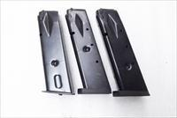 3 or more Sig 9mm P226 USA 10 shot Magazines Unfired Old Stock $16.00 per on 3 or more XML30