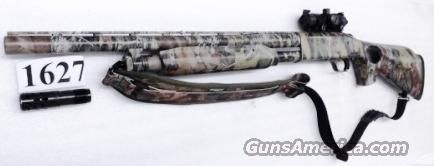Mossberg 12 gauge model 535 ATI Turkey 3 1/2 inch Red Dot Sight 20 inch  Vent Rib 2 Tubes Camo Thumb Hold Stock 45116