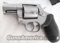 Taurus .40 Revolver model 405 Stainless Steel 5 Shot 2 inch with 4 Moon Clips 40 Smith & Wesson caliber M405 Discontinued