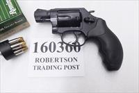 Smith & Wesson .38 Special +P model 360 Scandium Frame 2 inch Snub 5 shot Airweight 160360