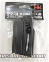 Lots of 3 or more HK416 .22 LR Factory 10 Shot Magazines H&K 416 Walther Umarex $33 per on 3 or more
