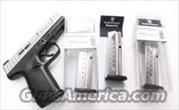 3 Smith & Wesson Factory 16 Shot Magazines SD9 Sigma 3x$33 Stainless 19925 fits  SW9V SW9VE