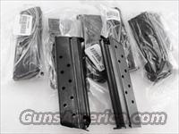 Lots of 3 or more Magazines Colt Factory 9x23 caliber only Government Blue 9 Round NIB