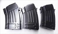 10 AK47 Magazines 10 Round All Steel KCI Korea 7.62x39 AK Semi 76239 New Steel AK4710RM Teflon Finish