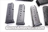 Lots of 3 or more Sig Sauer P239 Factory 7 Shot Magazines .357 Sig .40 S&W Caliber VG-Exc 229407 Dovetailed $33 per on 3 or more