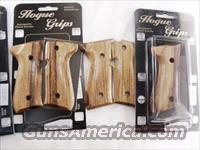 Grips Beretta 92F M9 Goncalo Alves Exotic Wood Hogue New GR92210