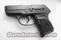 Ruger .380 LCP Auto Blue 380 Automatic Small Thin Light Flat NIB 03701