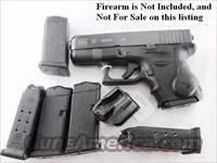Glock .40 S&W model 27 or .357 Sig model 33 Factory 9 Shot Magazines