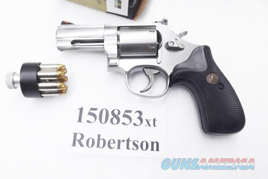 Smith & Wesson model 686-6 Stainless 7 Shot Plu... for sale