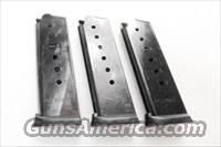 3 Colt .45 ACP Officer Defender Agent Compact Act-Mag 7 Shot Magazines Kahr Arms CW45 New 1911OB457 Buy 3 Ships Free !
