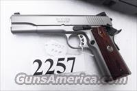 Ruger .45 ACP SR1911 Government Model 5 inch Stainless XSE Custom Grade Features 2012 Production Exc to Near Mint in Factory Box 2 Magazines 45 Automatic SKU 06700