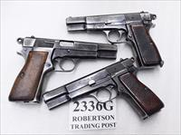 FEG 9HP P9M  Browning 1935 Hi-Power Type Israeli Mishteret Issue Century Arms Import Good 14 round 1 Magazine