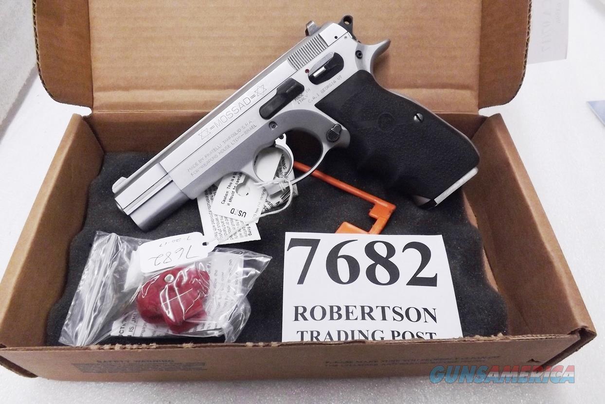Cz75 Clone Tanfoglio 9mm Witness Israeli Mossad For Sale