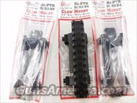 Scope Mount HK-91 PTR 91 & Clones Torx Head Claw Mount New Lightweight Aircraft Alloy Parkerized HK91 93 94 PTR91