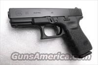 Glock .40 S&W Model 23 Third Generation 14 Shot NIB 2 Magazines 40 Smith & Wesson caliber Gen 3 PI2350203